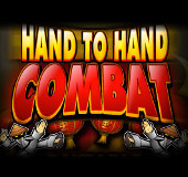 Hand To Hand Combat Scratch Logo