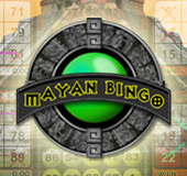 Mayan Bingo Logo
