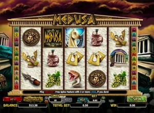 Medusa Slots Screenshot