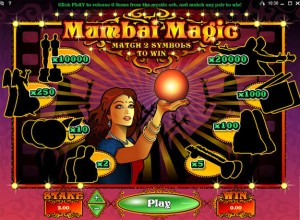 Mumbai Magic Scratch Cards Screenshot