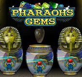 Pharaohs Gems Scratch Cards Logo