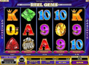 Reel Gems Jackpot Slots Screenshot