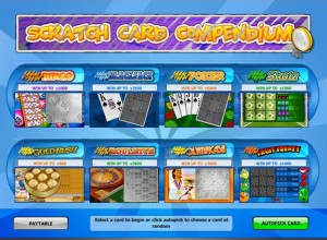 Scratch Cards Compendium Screenshot