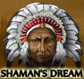 Shaman's Dream Slots Logo