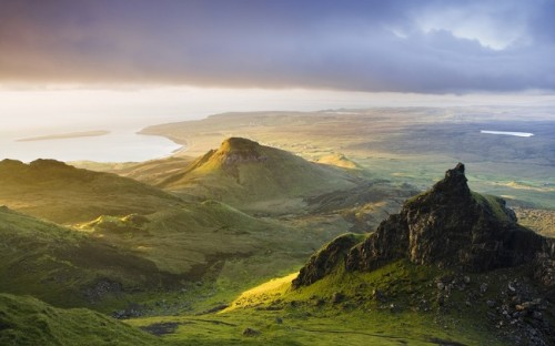 Trotternish Scotland most beautiful places in europe