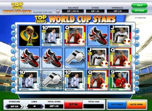 World Cup Slots Screenshot