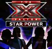 X Factor Scratch Cards Logo
