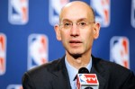 "NBA's Adam Silver says legal sports betting ""inevitable"" in USA"
