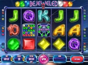 Bejeweled 2 Slots Screenshot