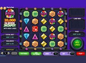 Bejeweled Slots Screenshot