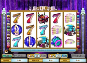 Blankety Blank Slots Screenshot