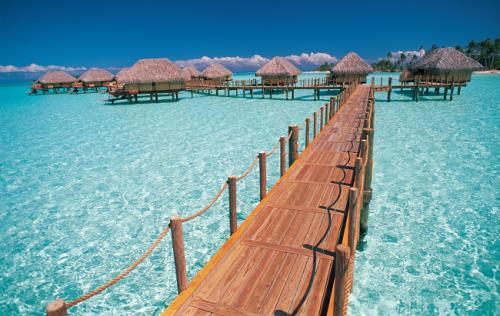 Bora Bora Island Getaway