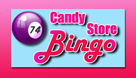 Candy Store Bingo Logo