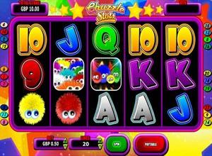 Chuzzle Slots Screenshot