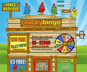 clucky-bingo-screenshot