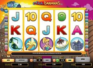Cool Bananas Slots Screenshot