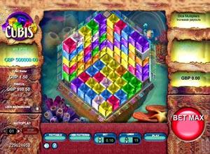 Cubis Slots Screenshot