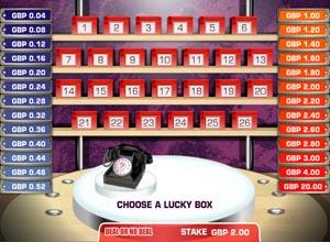 Deal Or No Deal Slots Screenshot
