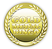 Gold Medal Bingo