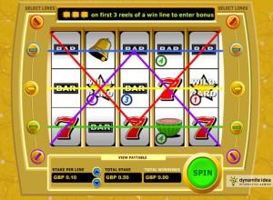 High Rollers Slots Screenshot