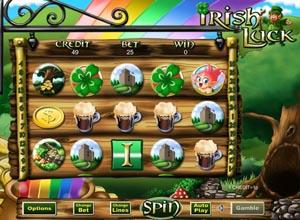 Irish Luck Slots Screenshot