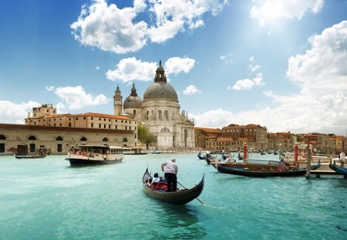 Venice Italy Most Beautiful City