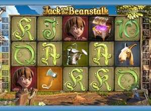 Jack and the Beanstalk Slots Screenshot