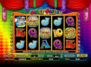 Joker Jester Slots Screenshot