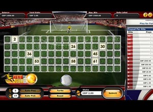 Keno Cup 2010 Screenshot