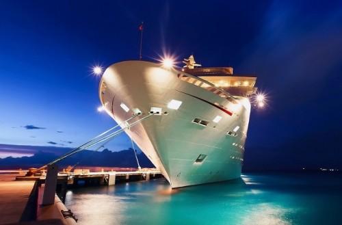 luxury cruise getaway