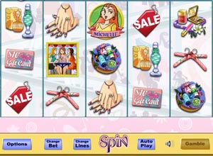 Makeover Magic Slots Screenshot