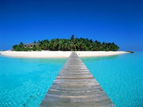 maldives island getaway