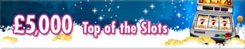 top of the slots new foxy bingo promo