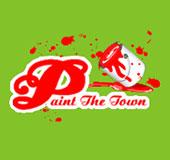 Paint The Town Bingo