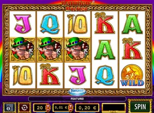 Rainbow Riches Win Big Slots Screenshot