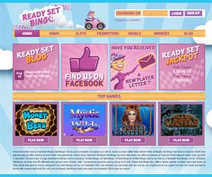 Ready Set Bingo Screenshot