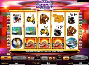 Sale Of The Century Slots Screenshot