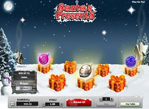 Santas Presents Scratch Cards Screenshot