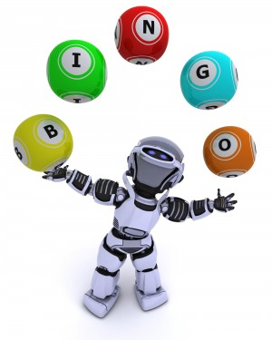 Bingo Robot