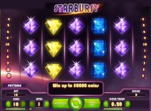 Starburst Slots Screenshot