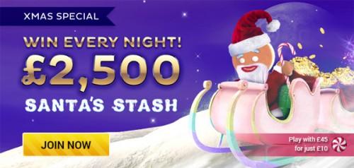 Sugar Bingo Christmas Promos 2014