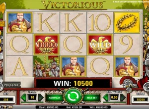 Victorious Slots Screenshot